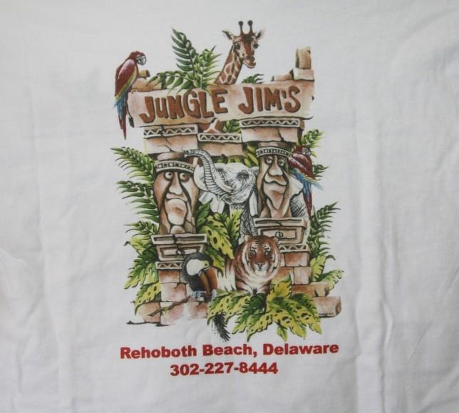 JJ's Logo T-Shirt