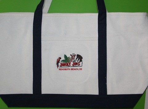 Jungle Jim's Tote Bag